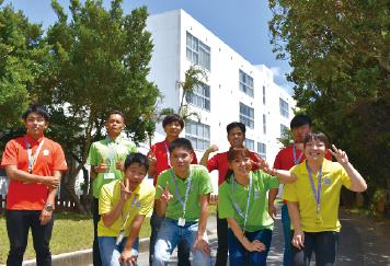 琉リハオープンキャンパス