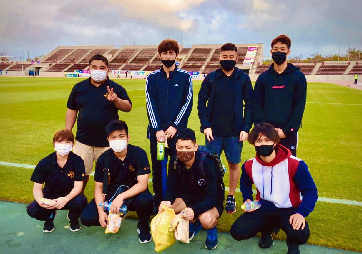 J2リーグ FC琉球 サッカー開幕戦!!